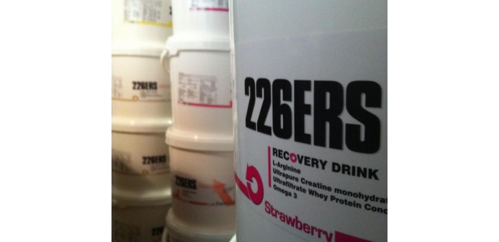 Recovery Drink 500grs